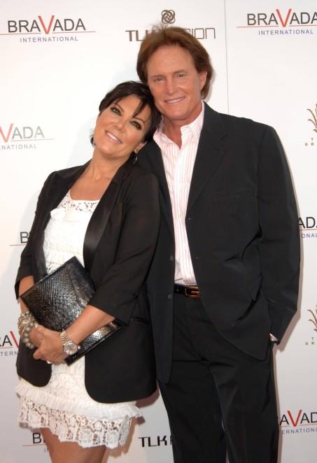 Брюс и Крис Дженнер. Фото: www.woman.ru