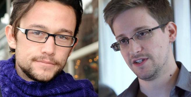 Джозеф Гордон-Левитт в роли Эдварда Сноудена Фото: gordon-levitt.ru