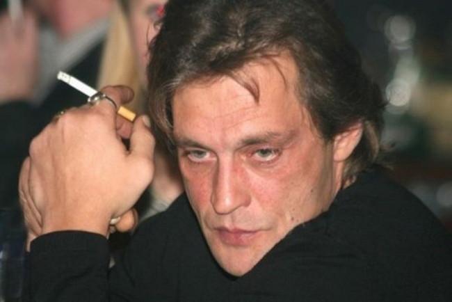 Александр Домогаров похоронил двух сыновей