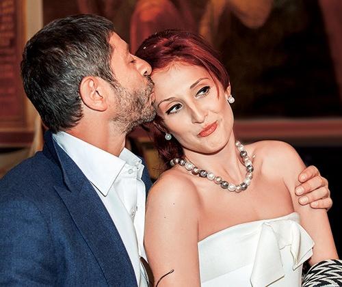 Валерий Николаев и Эльмира Земскова. Фото: mtdata.ru