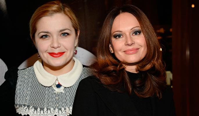 Ирина Пегова и Ирина Безрукова. Фото: social.dni.ru