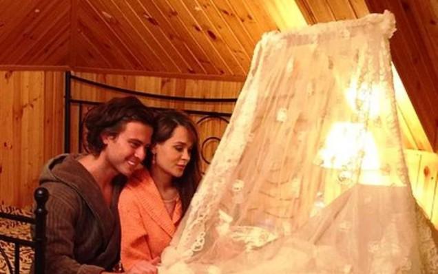 Прохор Шаляпин и Анна Калашникова. Фото: hooligani.ru