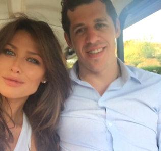 Евгений Малкин и Анна Кастерова готовятся к рождению ребенка