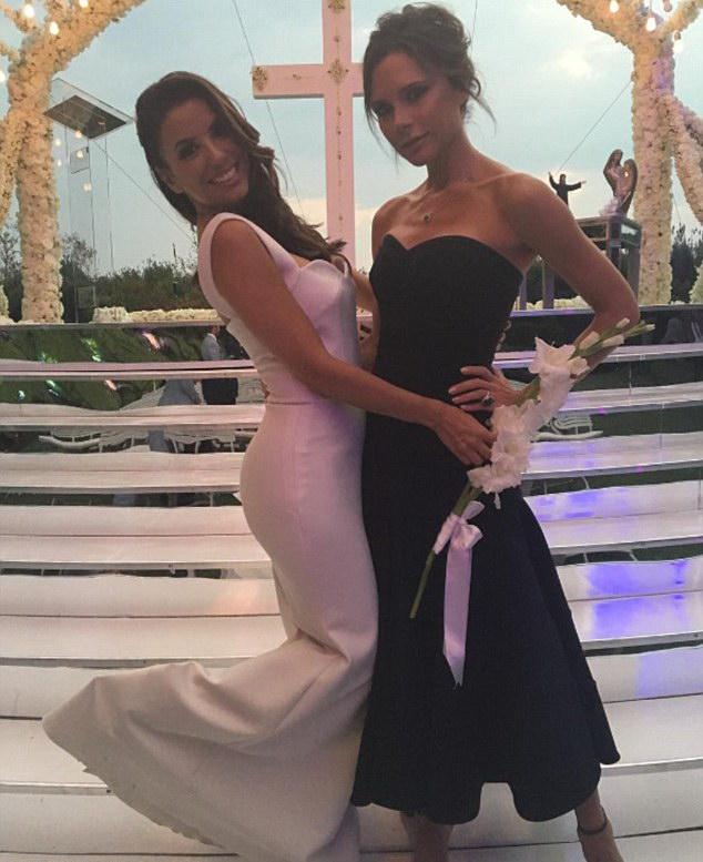 Ева Лонгория и Виктория Бекхэм Фото: Инстаграм