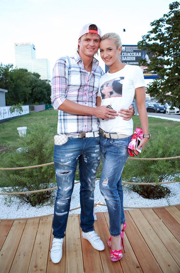 Ольга Бузова с мужем Дмитрием Тарасовым Фото: Инстаграм