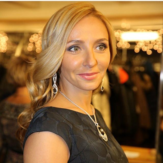 Татьяна Навка блеснула прелестями в Каннах и подружилась с Ким Кардашьян