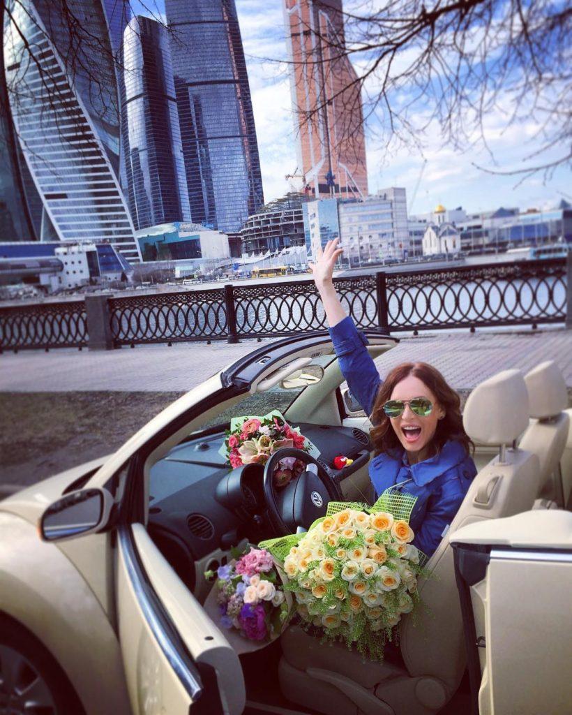 Ирина Безрукова отпраздновала 50-летие Фото: Инстаграм