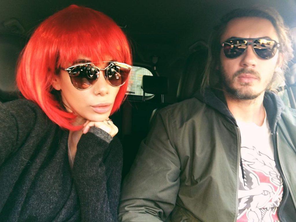 Айза с мужем Дмитрием Анохиным Фото: Инстаграм