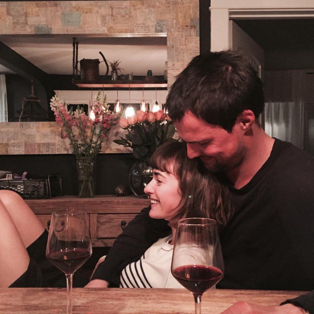 Данила Козловский и Ольга Зуева поужинали в лос-анджелесском ресторане Фото: Инстаграм