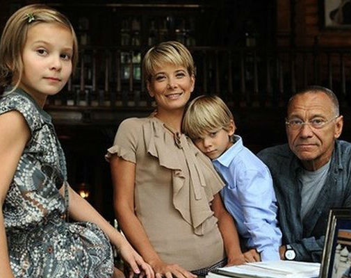 Высоцкая и Кончаловский отказываются афишировать состояние любимой дочери Фото: ivona.bigmir.net