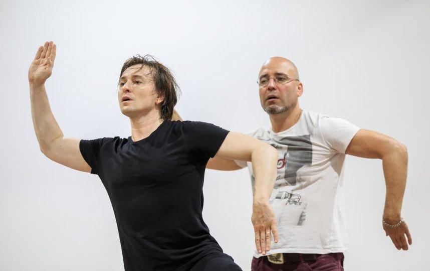 Сергей Безруков освоил балетные па ради новой роли Фото: Vladtime.ru