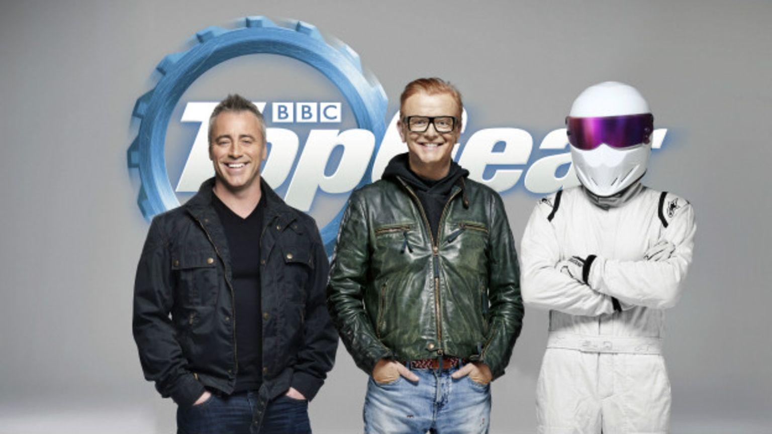 Вышел первый Top Gear без Джереми Кларксона