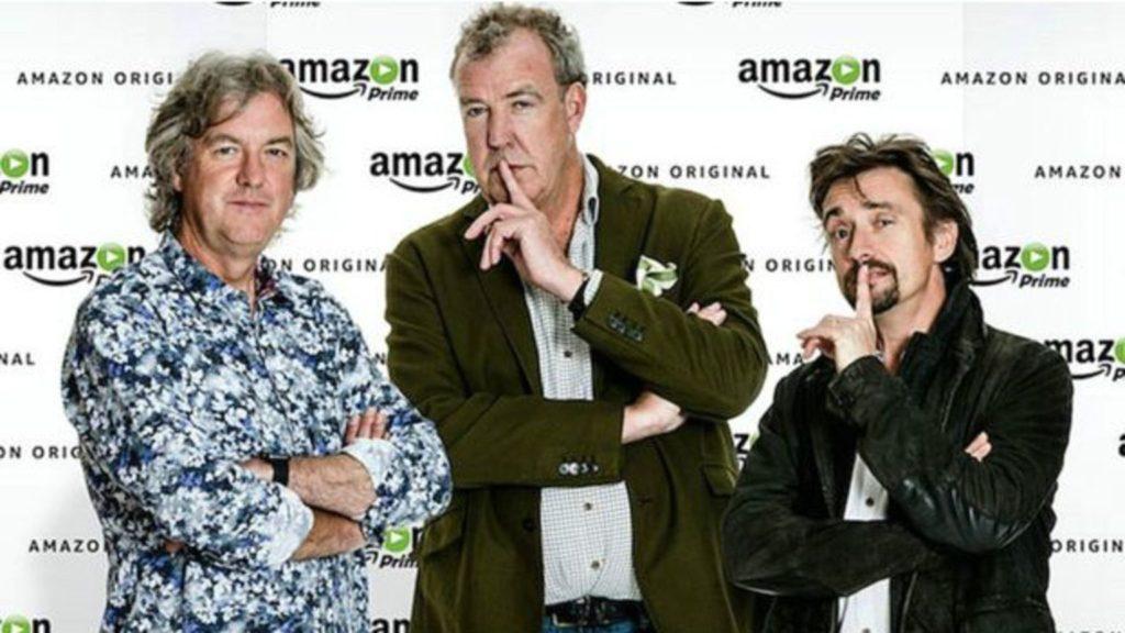 Джеймс Мэй, Джереми Кларсксон и Ричард Хаммонд создают новое шоу для Amazon Фото: Инстаграм