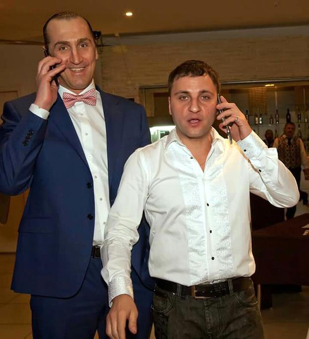 Юрий Андреев с подопечным Александром Югорским Фото: Eg.ru