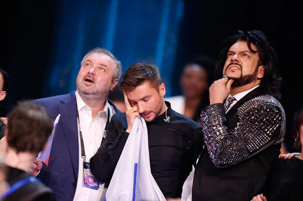 Сергей Лазарев связал политику и «Евровидение-2016»