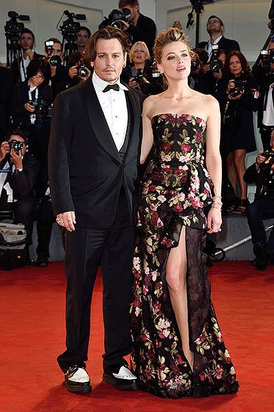 Джонни Депп воздержался от комментариев по поводу развода Фото: Vanity Fair