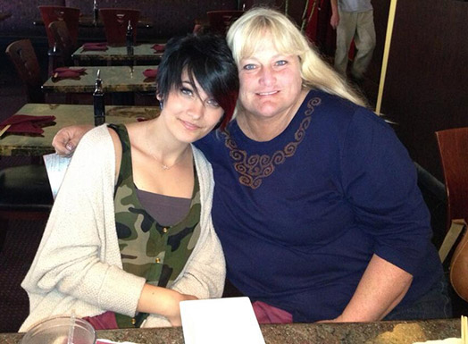 2_Paris_Jackson_mother_Debbie_Rowe