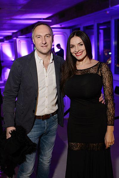 Надежда Грановская с мужем Михаилом Уржумцевым Фото: Инстаграм