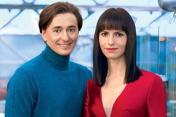 Сергей Безруков с женой Анной Матисон готовятся к поездке в Сочи