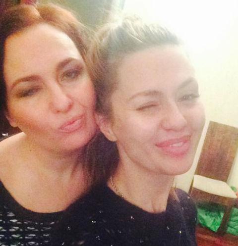 Виктория Боня с сестрой Ангелиной Фото: Инстаграм