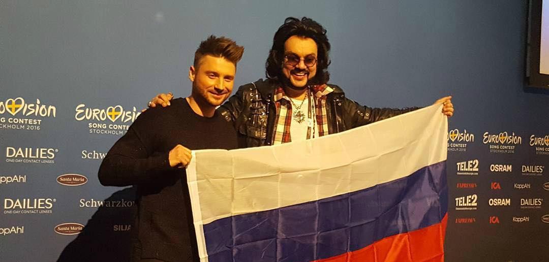 Филипп Киркоров рассказал о преднамеренном давлении на «Евровидении-2016»