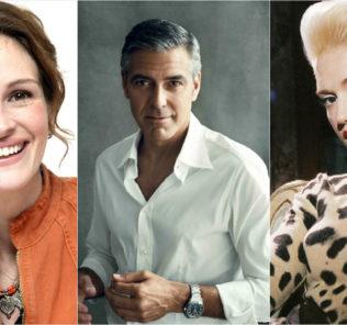 Автомобильное караоке с Джулией Робертс, Джорджем Клуни и Гвен Стефани взорвало сеть
