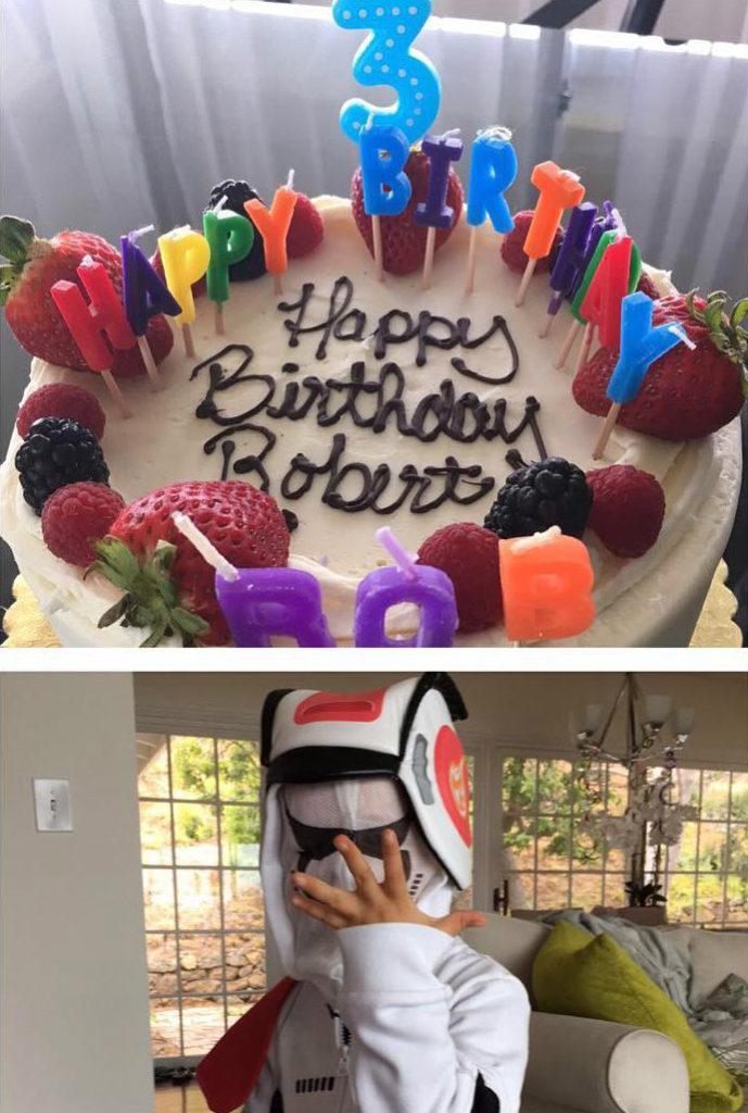 Ляйсан Утяшева похвасталась праздничным тортом и показала первый снимок с сыном Фото: Инстаграм
