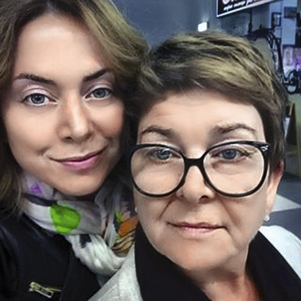 Наталья и Ольга Владимировна Фриске Фото: Инстаграм