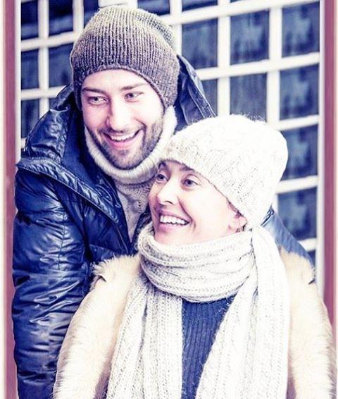 Дмитрий Шепелев и Жанна Фриске Фото: Инстаграм