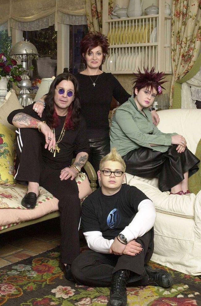 В 2002 году началось популярное телешоу «Осборны» Фото: Fresher