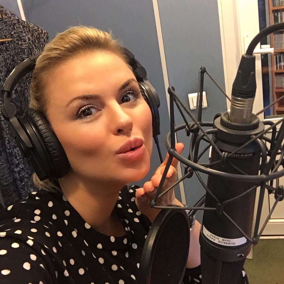 Анна Семенович поделилась секретами успеха