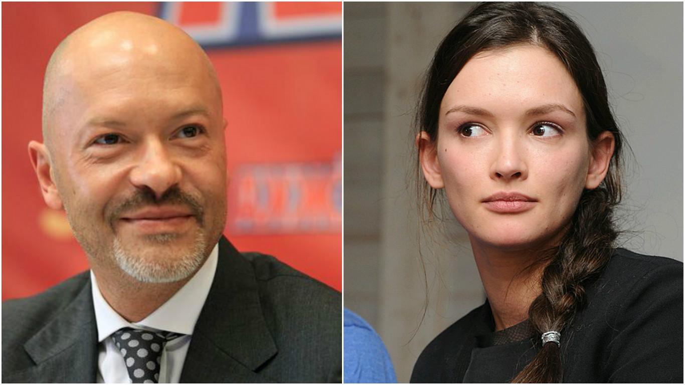 Федор Бондарчук сделал любовницу Паулину Андрееву главной звездой своего сериала