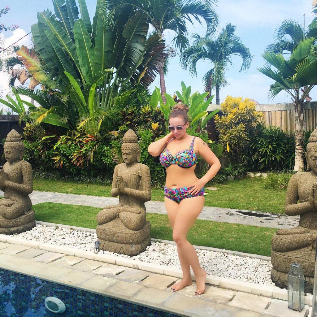Анфиса Чехова отдыхает на Бали Фото: Инстаграм