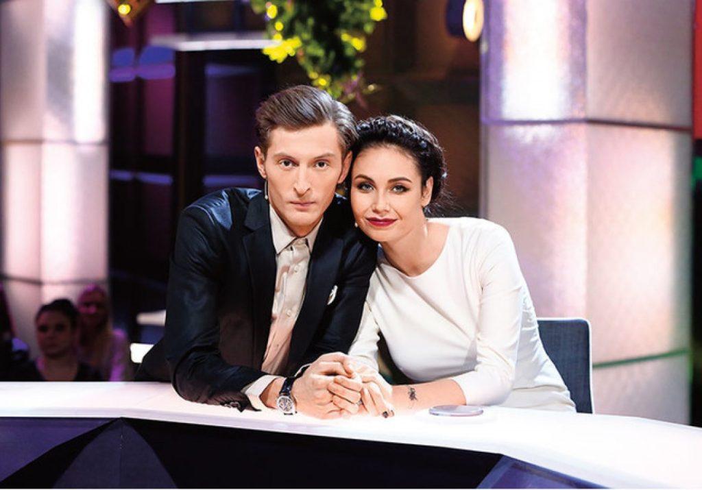 Павел Воля с женой Ляйсан Утяшевой Фото: Инстаграм