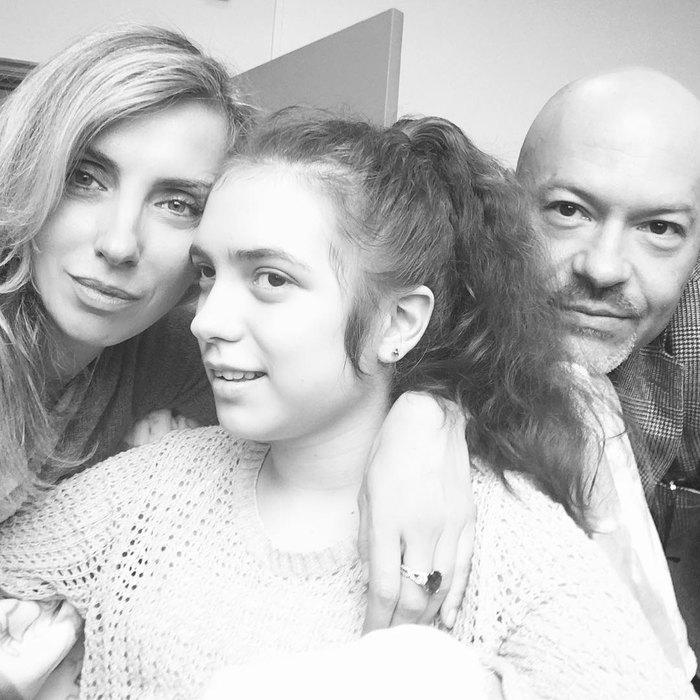 Светлана и Федор Бондарчук с дочерью Варей Фото: Инстаграм