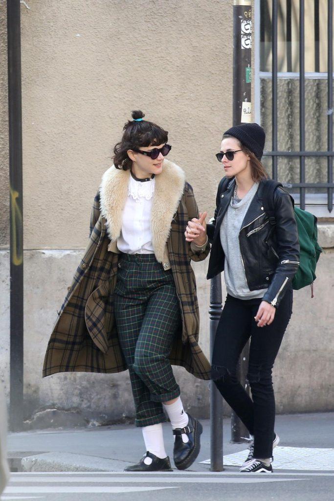Кристен Стюарт с бывшей девушкой Соко Фото:SplashNews