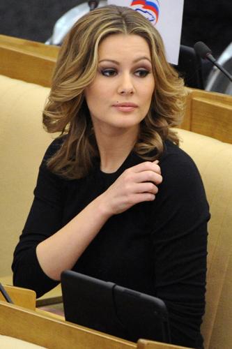 Депутат Госдумы и актриса Мария Кожевникова Фото: ИТАР-ТАСС