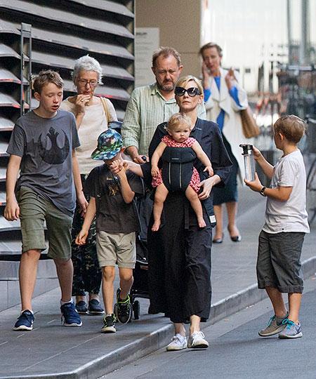 """""""одну из величайших актрис нашего времени Кейт Бланшетт"""" Фото: Splashnews"""