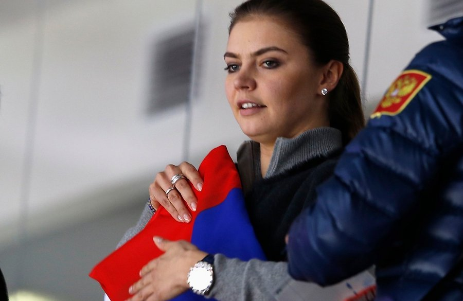 Алина Кабаева спасла полуторагодовалого ребенка