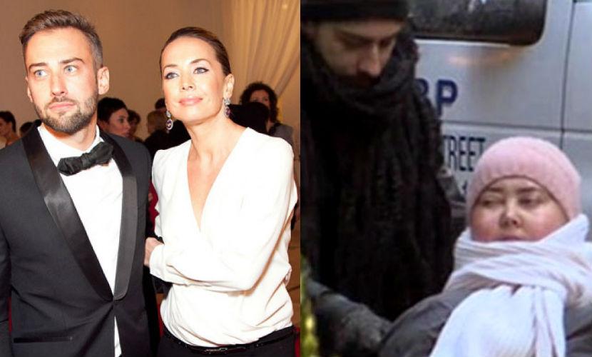 Жанна Фриске с Дмитрием Шепелевым Фото: bloknot.ru
