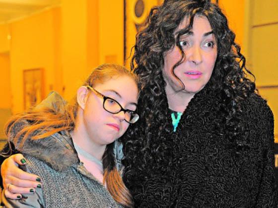 Лолита Милявская с дочерью Евой Фото: uznayvse.ru