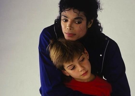 Майкл Джексон и Джеймс Сейфчак Фото: super.ru