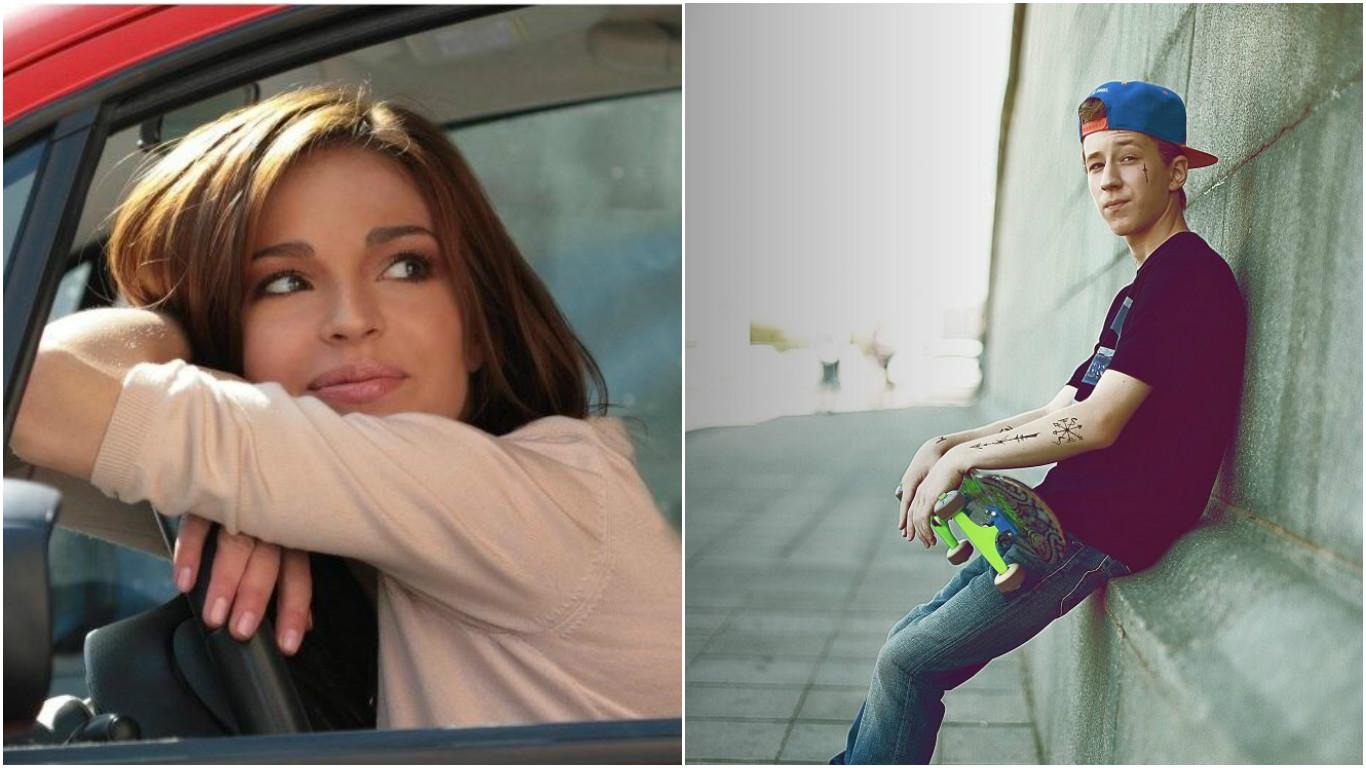 Агния Дитковските зажгла на «Кинотавре» с 16-летним актером