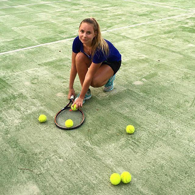 Дочь Татьяны Навки приняла тяжелое решение и покинула теннис Фото: Инстаграм