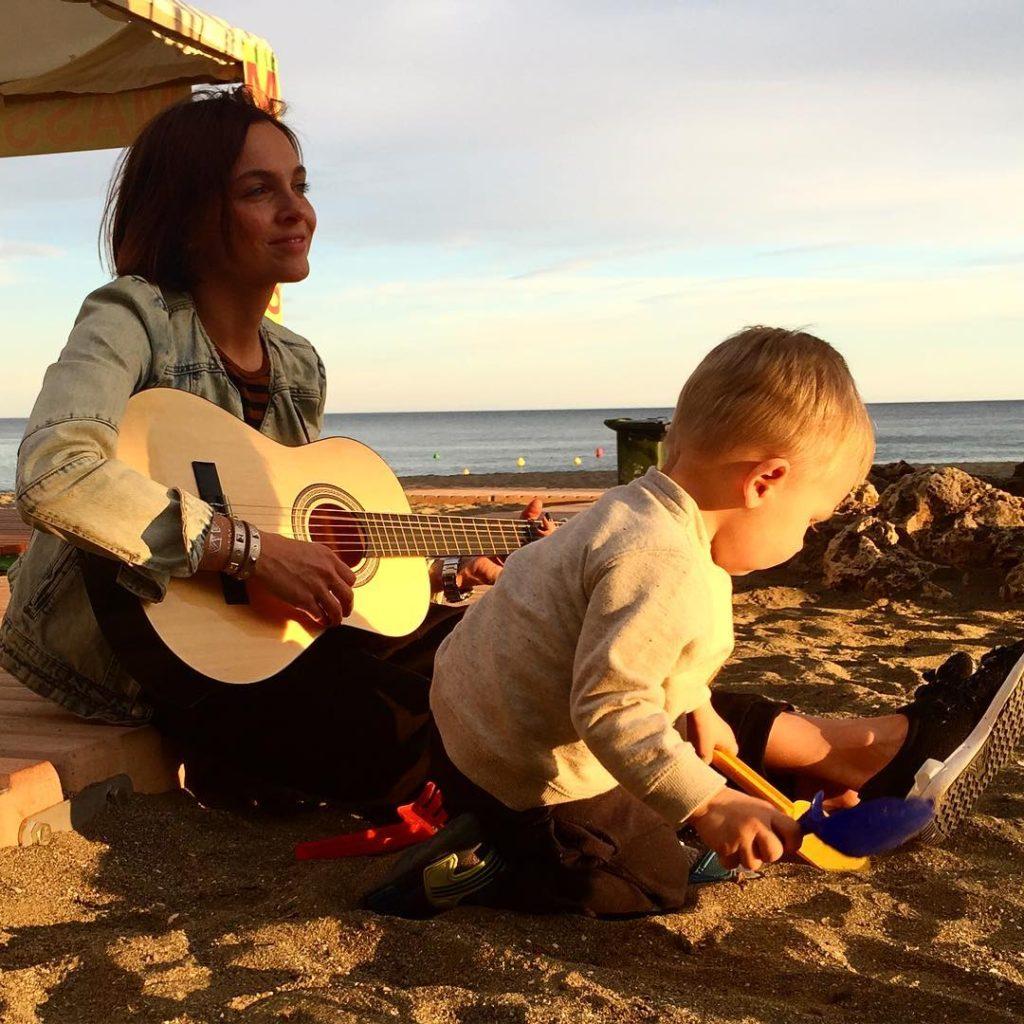 Наталья Земцова с сыном Фото: Инстаграм