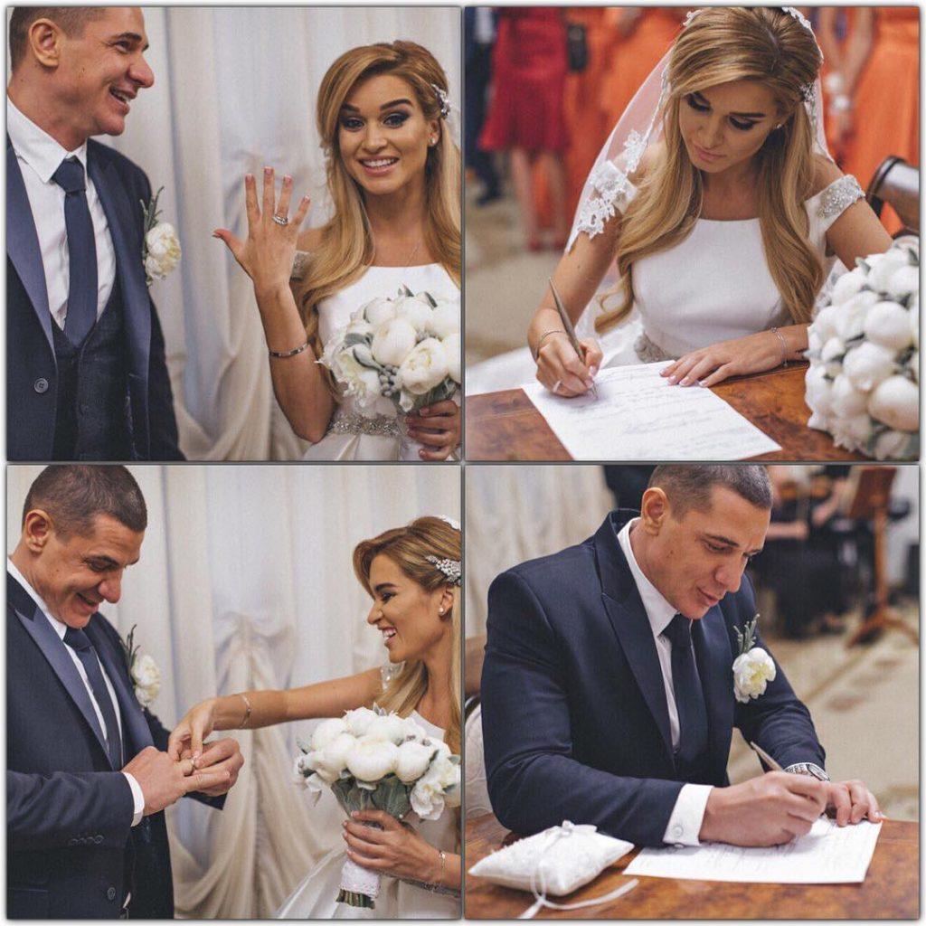 Ксения Бородина и Курбан Омаров поженились летом 2015 года Фото: Инстаграм