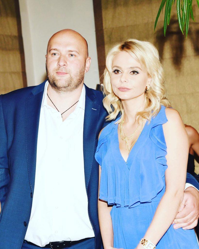 Ксения Новикова с мужем Алексеем Фото: Инстаграм