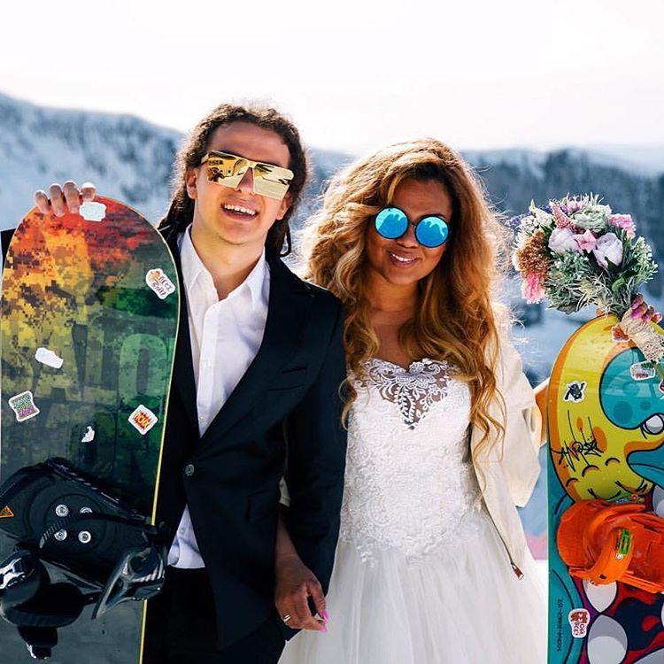 Корнелия Манго вышла замуж за диджея