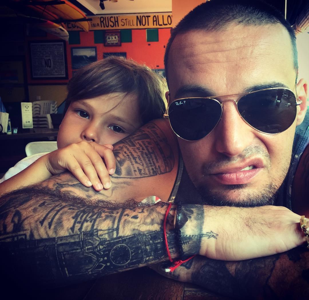 Рэпер Гуф получил черепно-мозговую травму на Бали