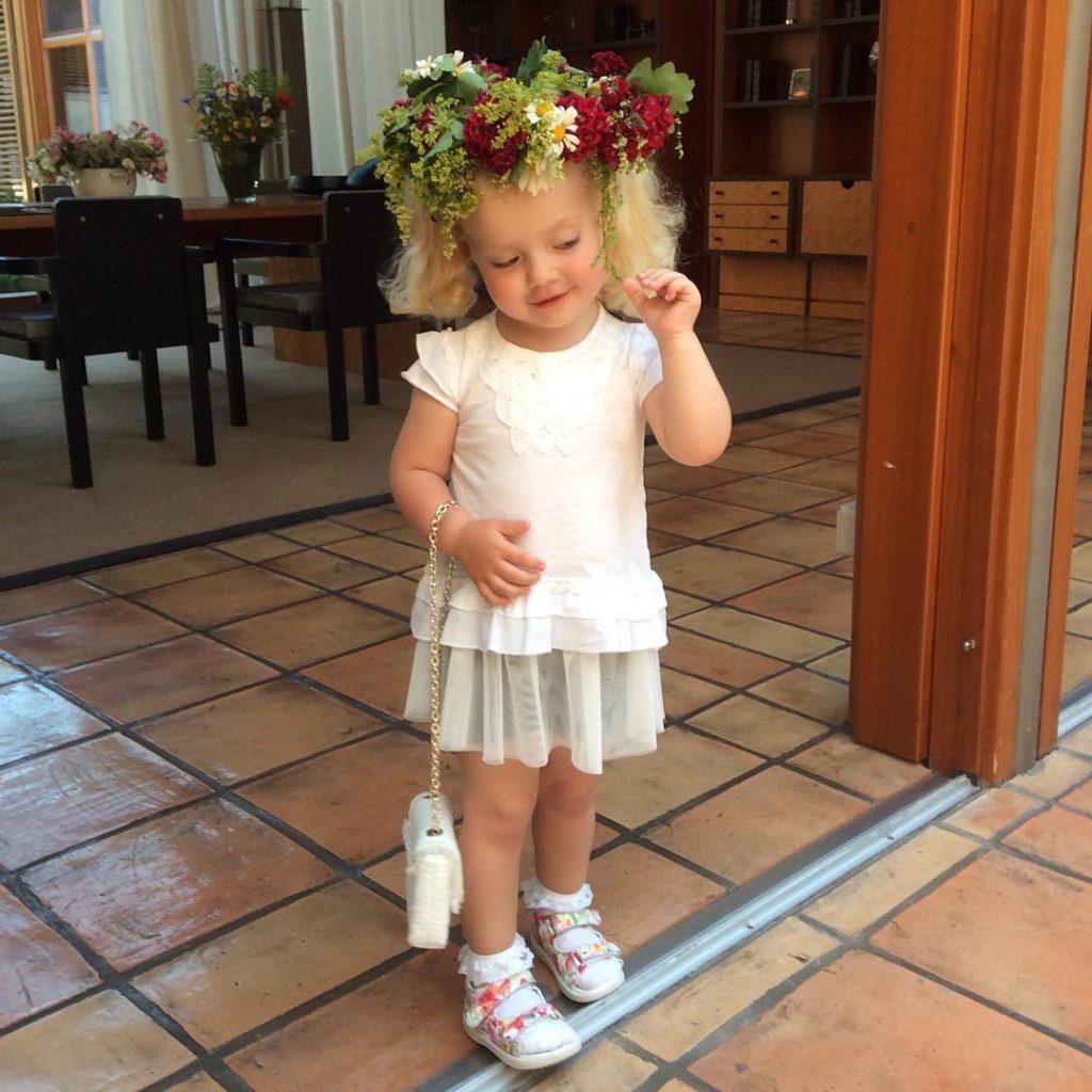 Двухлетняя дочь Пугачевой и Галкина Фото: Инстаграм